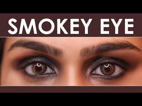Classic Smokey eye in 5 mins | Beginners | Smokey eye tutorial