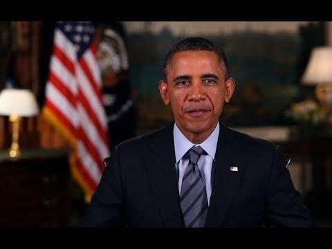 President Obama's message to Team USA