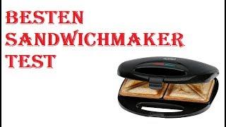 Besten Sandwichmaker Test 2021