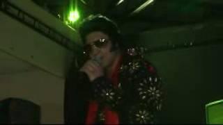Riccardo Vegas   Elvis Tribute Act   Champions Music & Entertainment