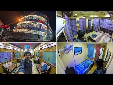EXCLUSIVE Launch Journey - সুরভী ৯ লঞ্চে ঢাকা থেকে বরিশাল ভ্রমণ - Surovi 9 Launch