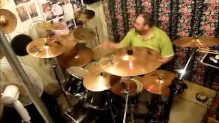Some do, Some don't.. John Farnham drum cover