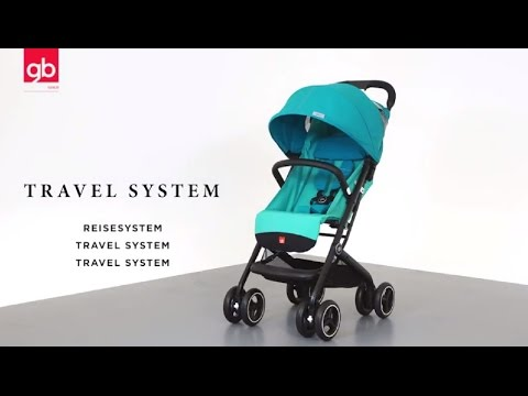 BuggyBaby | GB Qbit Pushchair & GB Qbit+ Pushchair