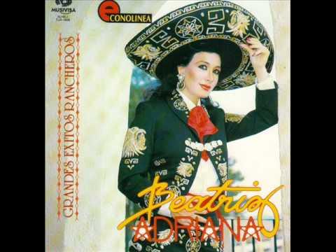"""BEATRIZ ADRIANA """"ALLA EN EL RANCHO GRANDE"""""""