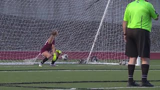 """We want to go all the way"" - Mooney girls take down Boardman behind Avery's two goals"