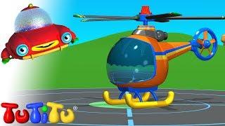 TuTiTu Leksaker | Helikopter