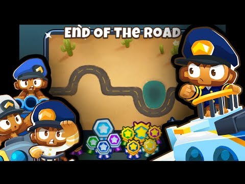 Ground Zero Spam Strategy - Easy Way To Beat CHIMPS Mode