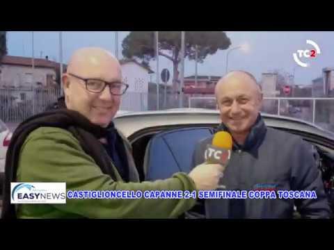 immagine di anteprima del video: Semifinale Coppa Toscana:Castiglioncello Capanne Calcio