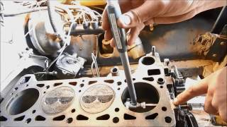#1 Лентяи-мотористы. Капремонт двигателя ВАЗ-2105. Разборка и дефектовка.