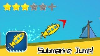 Submarine Jump! Walkthrough Stimulating Mission Recommend index three stars