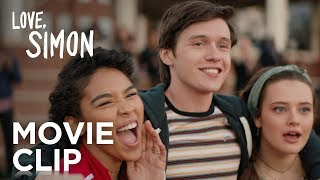 Trailer of Love, Simon (2018)