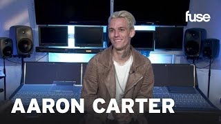 Aaron Carter Remembers Michael Jackson Jumping Into An Alligator Pit