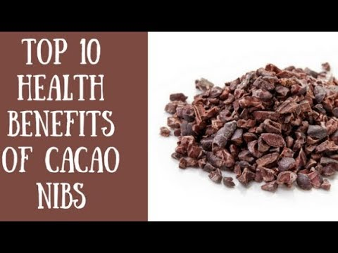The cacao nib is a powerful superfood that beats out other superfoods by a landslide