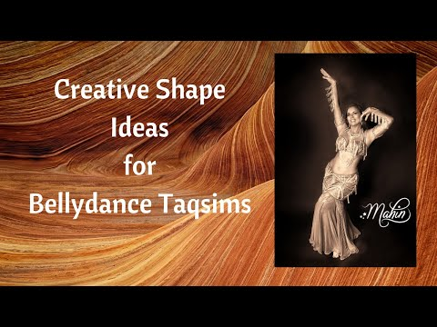 ⭐Belly Dance: Creative Ways to Blend Hip Moves⭐