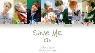 Gambar cover BTS (방탄소년단) – Save ME (Color Coded Han|Rom|Eng Lyrics) | by Yankat