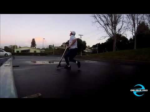 Scooter Tricks by @scooteraldayz