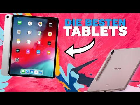 Die  BESTEN TABLETS 2019 📱 Fürs Studium, Arbeit & Spiele [ iPad Pro - Galaxy Tab S6 - Surface Pro ]