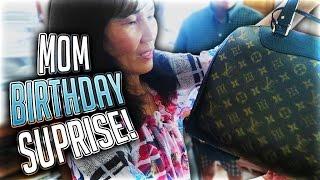 SURPRISING MY MOM ON HER BIRTHDAY | Kholo.pk