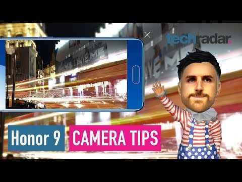Honor 9 camera tips: 3D mini-me creator, light trails and more
