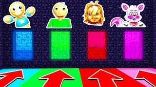 DO NOT CHOOSE THE WRONG PORTAL (CHUCKY, KICK THE BUDDY, BALDI, FOXY)PS4/XboxOne/PE/MCPE)