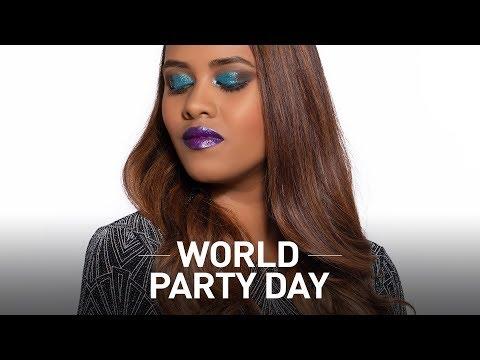#WorldPartyDay with Ruchita Koli