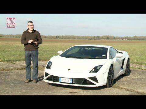 Lamborghini Gallardo 2013 track test - Auto Express
