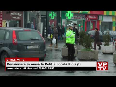 Pensionare în masă la Poliția Locală Ploiești