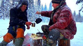 Зимняя рыбалка видео на хариуса