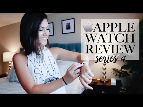 Gold Apple Watch Series 4 Review (for non-techy people) | A Whole Newell World