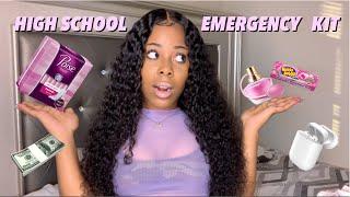 HIGH SCHOOL EMERGENCY KIT 2019