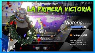 MI PRIMERA VICTORIA EN GT SPORT REMONTADA Y TACTICA PERFECTA