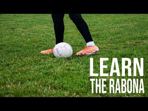 Learn the Rabona and Rabona Fake | Football Skills For Beginners