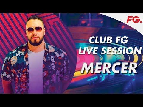 MERCER   CLUB FG   LIVE DJ MIX   'Neo Disco 2'   RADIO FG