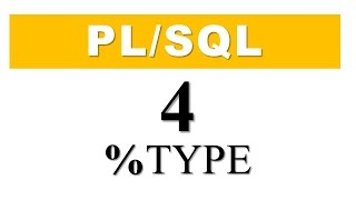 PL/SQL tutorial 4: Anchored Datatype (%TYPE) in PL/SQL By Manish Sharma RebellionRider