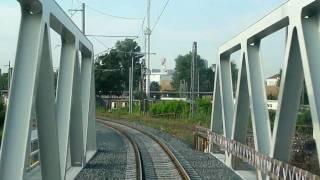 preview picture of video 'žst.KOLÍN - rekonstrukce mostu -5/6'