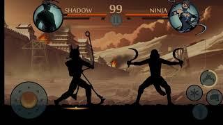Shadow Fight 2 | HD Gameplay | Shadow Vs Ninja Survival Mode | Hashtag 28