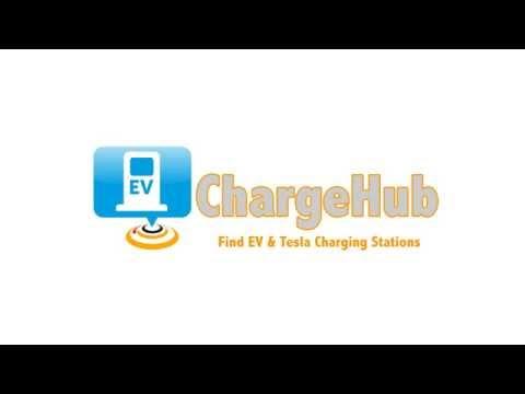 Video of EV & Tesla Charging Stations