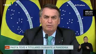 CPI da Covid: Colegiado convoca presença dos quatro ministros da Saúde do governo Bolsonaro
