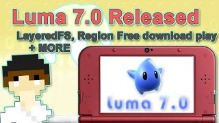The Best Custom Firmware for 3DS Just got Better - Luma 7.0 Release!  | #Pixelnews