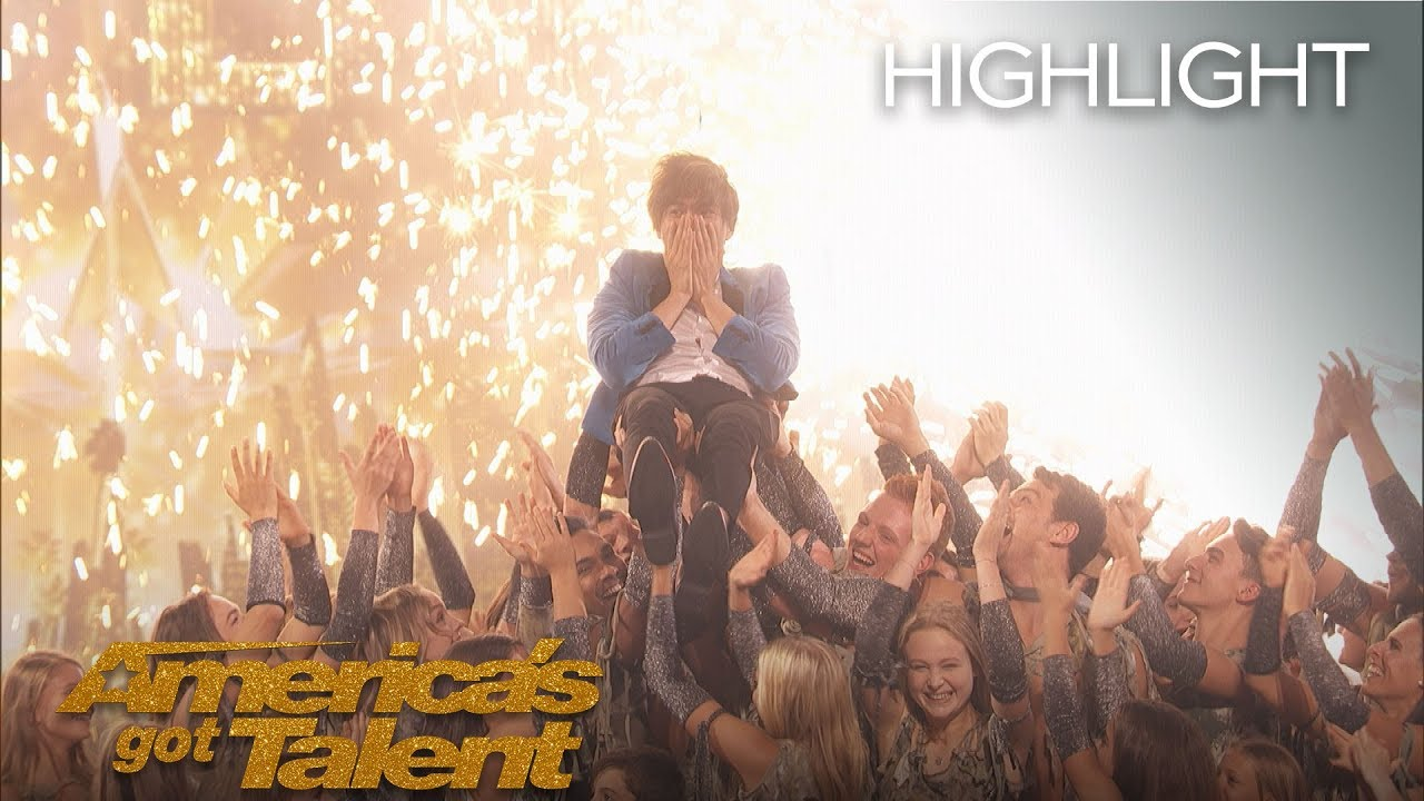 Shin Lim Wins America's Got Talent Season 13 - America's Got Talent 2018 thumbnail