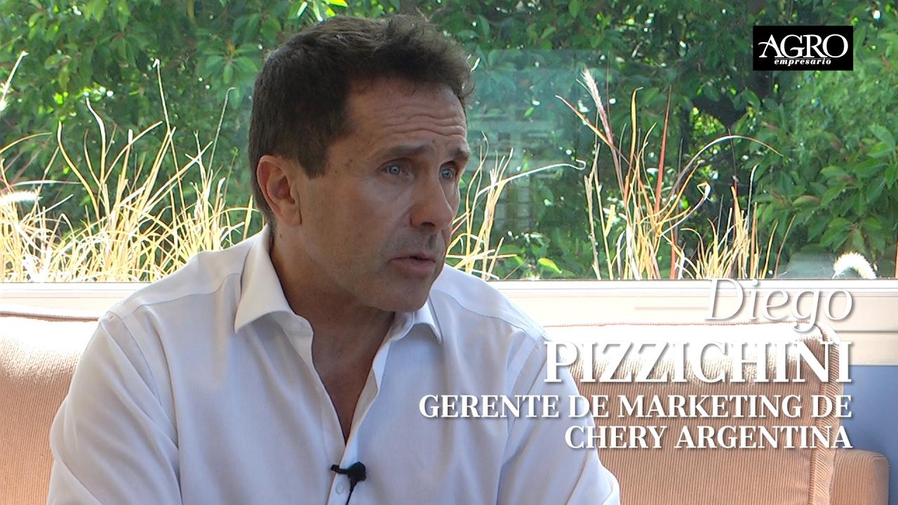 Diego Pizzichini - Gerente de Marketing de Chery Argentina