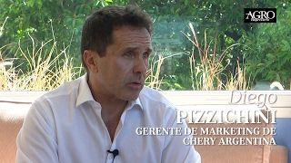 Diego Pizzichini - Gerente de Marketing de Chery Argentina