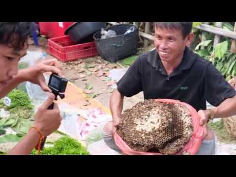 แม่โขง ออนทัวร์ - ตลาดลาว ธาตุพนม #2 ของป่าลาวขายฝั่งไทย
