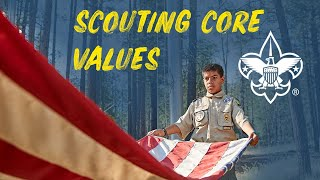 Scouting Core Values   Boy Scouts Of America