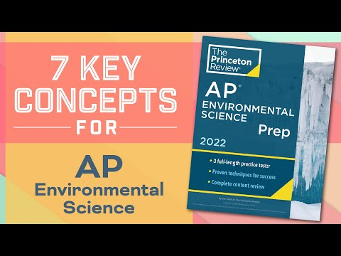 7 Key Concepts for AP Environmental Science   Spring 2021 AP Exams   The Princeton Review