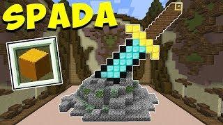 LA SPADA NELLA ROCCIA - Build Battle Minecraft ITA