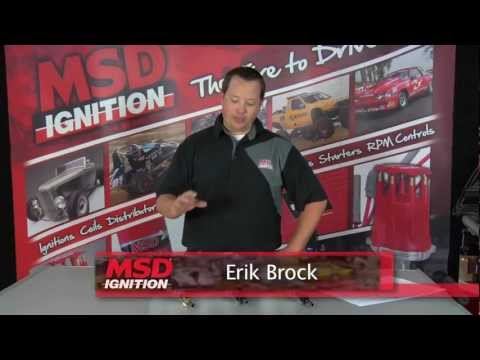 Which Ford Gear for your MSD Distributor?