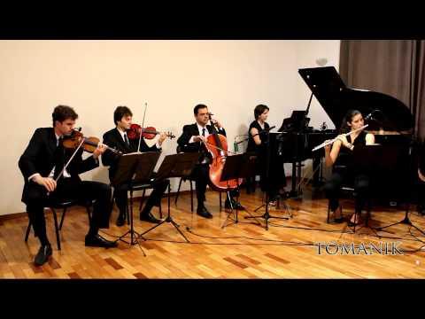 Divertissement - Saint-Preux (Quarteto e Piano) | Músicas para Casamento