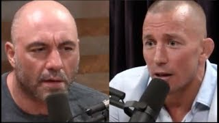 Joe Rogan - GSP on Steroids & Johny Hendricks