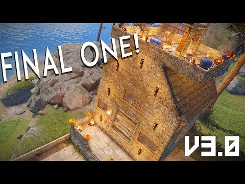 The Treehouse Mansion FINALE - Rust